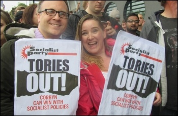 Tories Out!