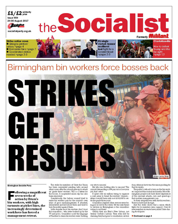 The Socialist issue 959