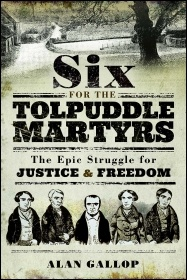'Six for the Tolpuddle Martyrs' by Alan Gallop