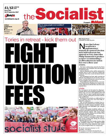 The Socialist issue 963