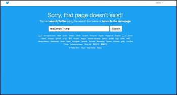 A worker's action took Trump's Twitter account down for eleven minutes