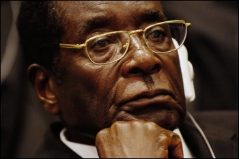 Robert Mugabe photo Jeremy Lock/CC