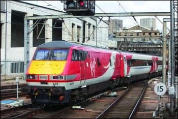 Virgin Trains photo Virgin Trains East Coast/CC