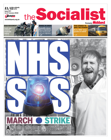 The Socialist issue 977