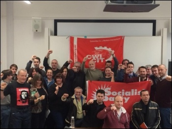 Southern Socialist Party conference January 2018, photo Southern Socialist Party