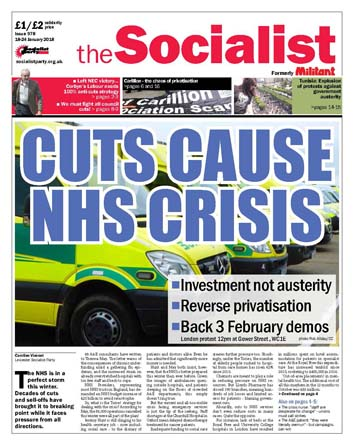 The Socialist issue 978