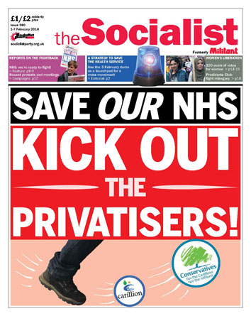 The Socialist issue 980