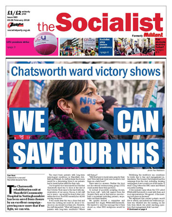 The Socialist issue 983