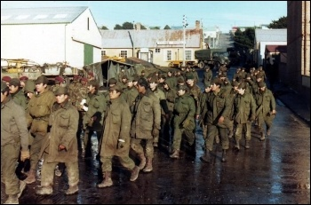 Falklands War, Ken Griffiths/CC