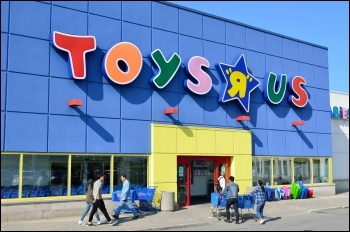 Toys R Us, photo Raysonho@Open Grid Scheduler/Grid Engine/CC