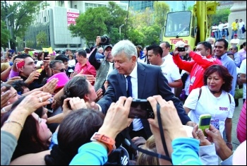 Obrador's vote was double the combined vote of his rivals, photo ProtoplasmaKid/CC
