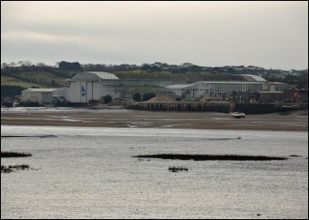 Appledore Shipyard, photo