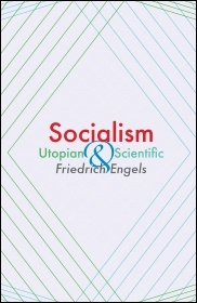 Socialism - Utopian and Scientific book cover
