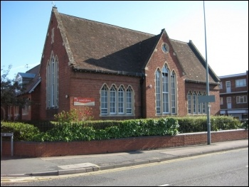 The saved St John's Library, Worcester, photo Philip Halling/St John's Library/CC