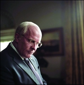 Christian Bale plays right-wing former US Vice President Dick Cheney, photo Annapurna Pictures