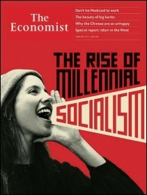 The Economist sneers that 'Millennial socialism' is an infantile disorder