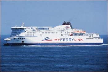 The Tories awarded a Channel ferry contract to Seaborne - a firm which does not even own any ferries, photo by Roel Hemkes/CC