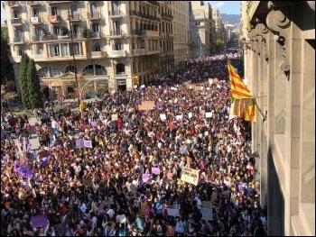 Barcelona, IWD 8.3.19, photo LyC