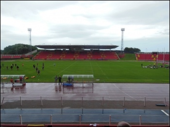 Gateshead International Stadium, photo