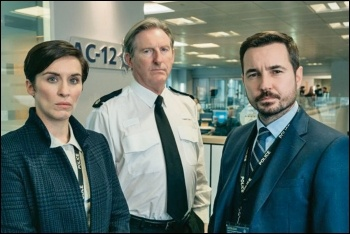 Line of Duty, photo by BBC