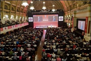 Usdaw conference 2019, photo by David Owens