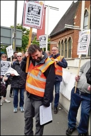 Campaigning to save Worcester libraries