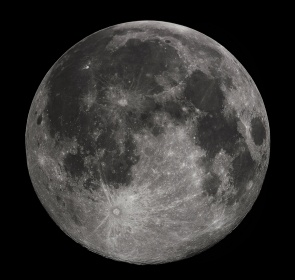 Global powers are once more engaged in a space race, including renewed talk of moonwalks, photo by Gregory H Revera/CC
