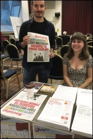Socialist Party London public meeting, 12.9.19, photo by London Socialist Party