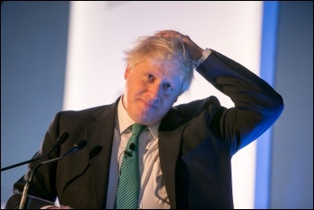 Boris Johnson, photo Chatham House/CC
