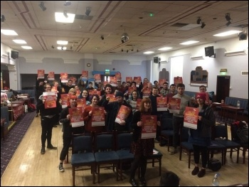 Socialist Students conference 2019