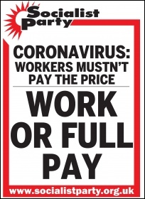A Socialist Party poster
