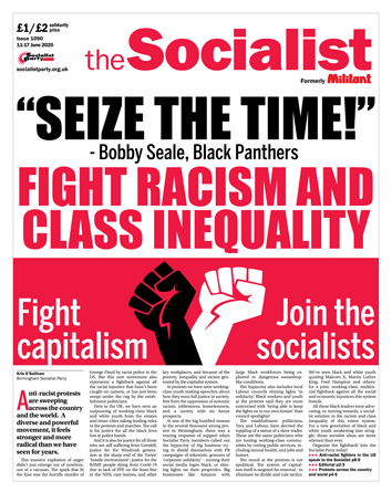 The Socialist issue 1090