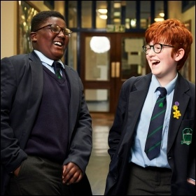 The school that tried to end racism, photo Channel 4