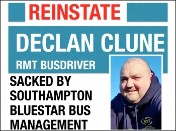 Campaign for reinstatement of Declan Clune