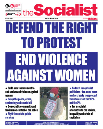 The Socialist issue 1125