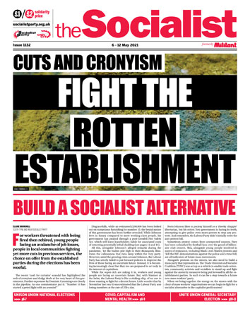 The Socialist issue 1132