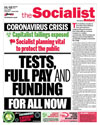 The Socialist issue 1079