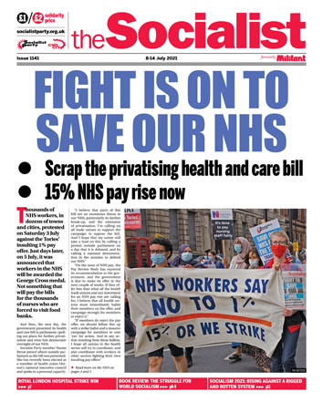 The Socialist issue 1141