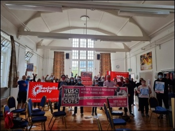Southern and South East Socialist Party regional conference