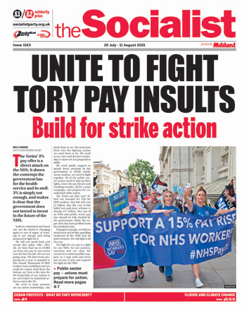 Issue 1143 frontpage