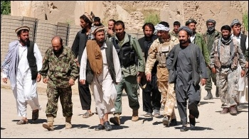 Some Taliban fighters had turned themselves in, 2010. Photo: isafmediaCC