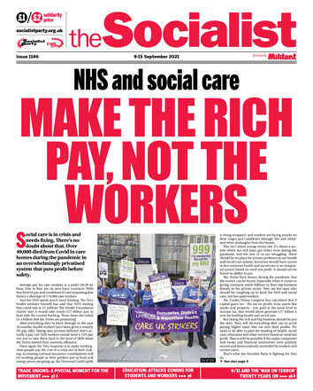 The Socialist issue 1146