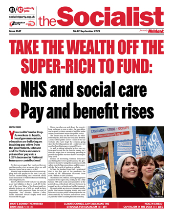 The Socialist issue 1147