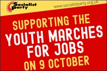 Join 'Youth Fight for Jobs' protests on 9th October