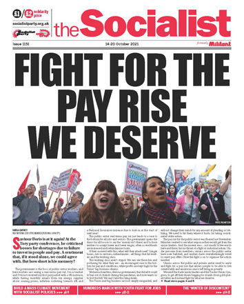 The Socialist issue 1151
