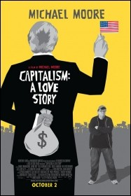 Michael Moore's Capitalism - a love story, photo Michael Moore