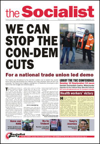 The Socialist issue 637