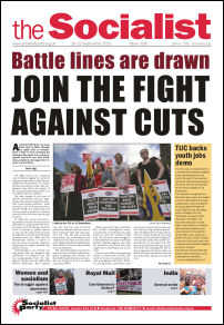 The Socialist issue 638