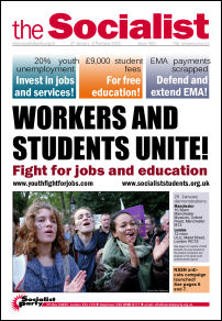 The Socialist issue 655