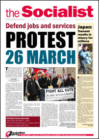 The Socialist issue 662